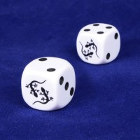 Set of 2 Evolution dice
