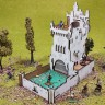 White Castle dice tower  - White Castle dice tower is ideal for war games